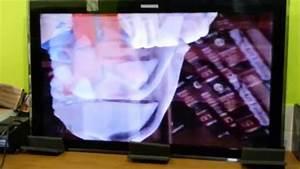 Tv Samsung Defeito Na Tela Resolvido