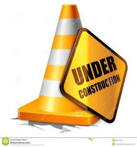 Under Construction Cone Clip Art