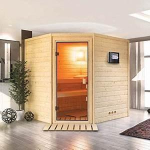 Karibu Sauna Erfahrung : heimsauna kaufen woodfeeling karibu sauna elia ~ Articles-book.com Haus und Dekorationen