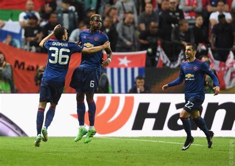 Khel Now Uefa Europa League Final Full Time Ajax