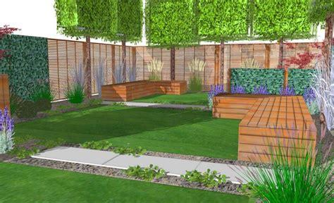 Moderner Sichtschutz Im Garten  News, Informationen Und