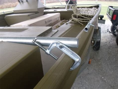 Prodigy Boat Dog Ladder by 25 Best Ideas About Boat Blinds On Pinterest Duck Boat