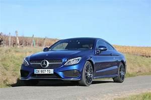 Mercedes Classe C Coupé : photos essai mercedes classe c coup 220d sportline amg line 2016 auto mag la passion ~ Medecine-chirurgie-esthetiques.com Avis de Voitures