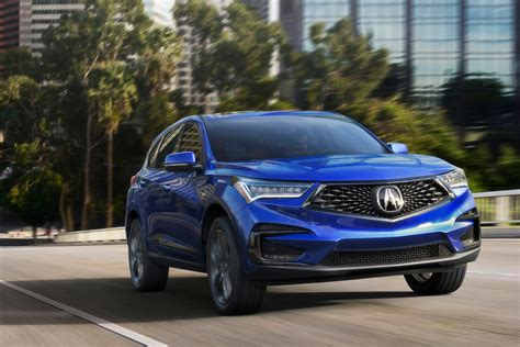 2019 Acura Rdx Debuts In New York  Acura Connected