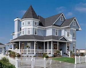 Superb victorian style house plans 14 2 story victorian for 2 story victorian home plans