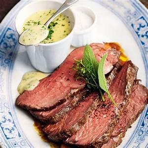 Abendessen Auf Englisch : rosa gebratenes roastbeef mit sauce b arnaise rezept rezepte pinterest roastbeef braten ~ Somuchworld.com Haus und Dekorationen