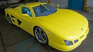 DIY Supercar: Italian Builds Incredible Cars From Scratch ...