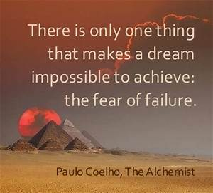 Good Quotes from Paulo Coelho's The Alchemist – Shinta ...