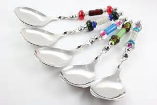 stainless steel wedding sets serving spoon tiffinware