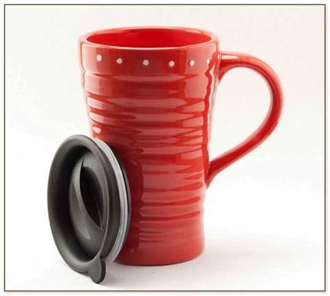 Coffee Mugs With Lids