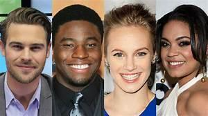 Grey Damon, Okieriete Onaodowan, Danielle Savre & Barrett ...