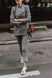 How to wear a checked suit with sneakers u2022 Couturezilla