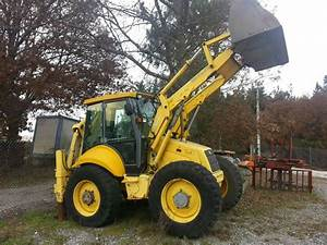 Used New Holland LB115 4PS backhoe loaders Year: 1999 ...