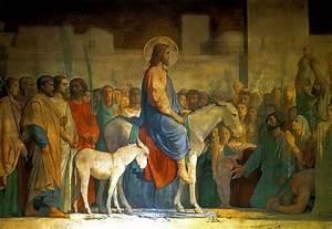 The triumphal entry into Jerusalem! – Joe McClane ...