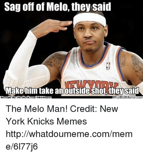 Melo Memes - 25 best memes about new york knicks meme memes new york and new york knicks new york