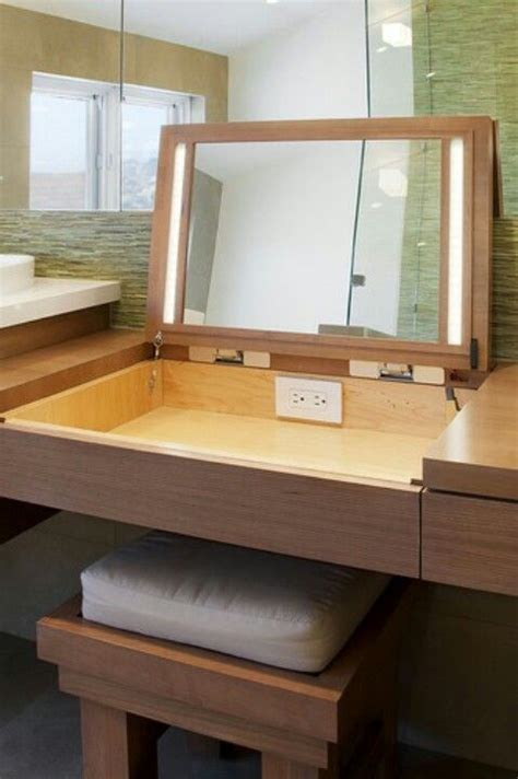 makeup vanity table plans woodworking projects plans