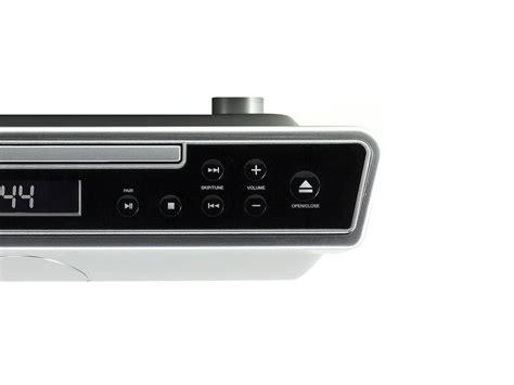 Soundmaster Ur2090si Under Cabinet Kitchen Fm Radio With