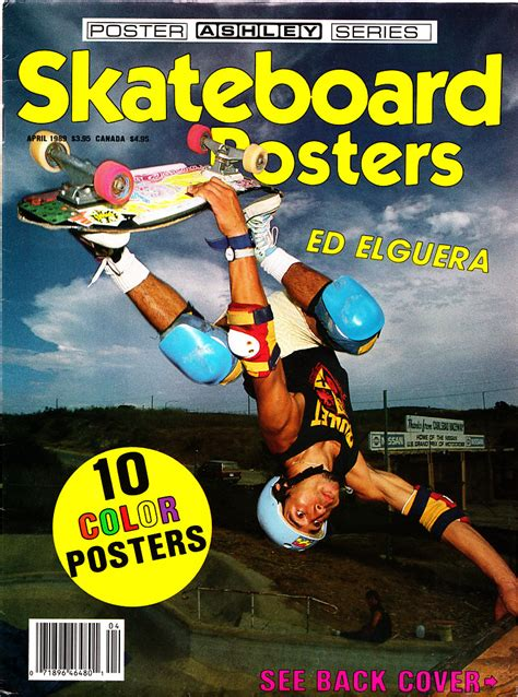 Skateboard Posters (USA) 1988   VSM