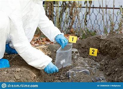 Crime Scene Investigation Forensic Exhumation Dental Science