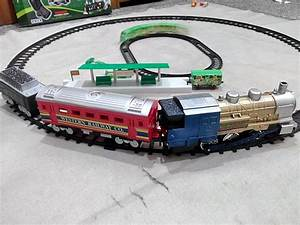 Union Express Electric Toy Train Set for kids Unboxing ...