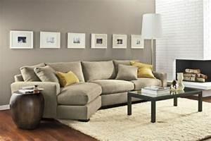 Canapé D Angle Confortable : canap d 39 angle confortable pour plus de moments conviviaux ~ Teatrodelosmanantiales.com Idées de Décoration