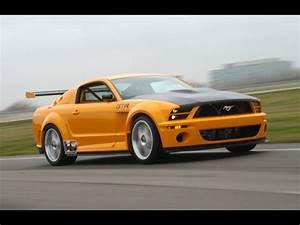 2005 Saleen Mustang GT-R Gallery 27801   Top Speed