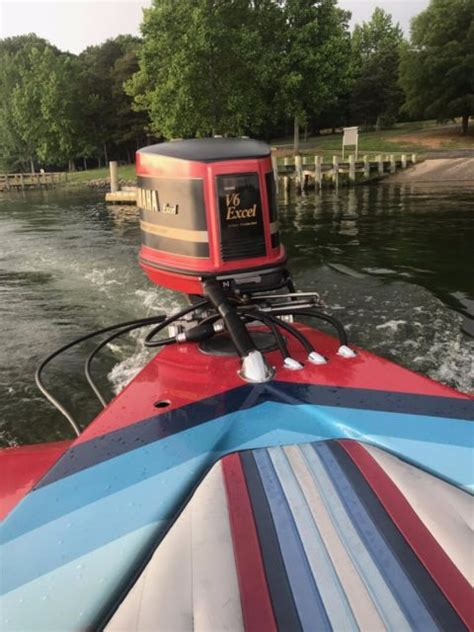 Hydrostream Boats For Sale In Virginia by 1989 Hydrostream Powerboat With Excel V6 Yamaha Outboard