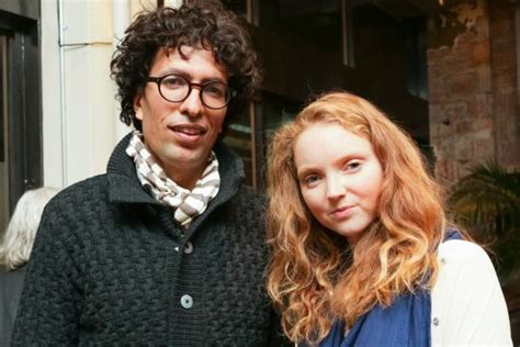 lily cole kwame ferreira londoner s diary russell brand can t match yanis for cool