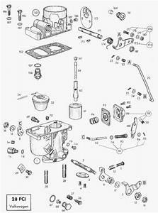 Vw Käfer Motor Explosionszeichnung : explosionszeichnung vergaser 28 pci f r vw k fer ~ Jslefanu.com Haus und Dekorationen