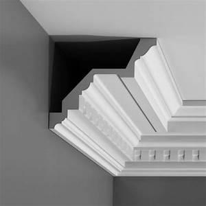 Corniche Plafond Platre : corniche effet pl tre moulures d coratives de plafond luxxus orac decor c422 ~ Voncanada.com Idées de Décoration