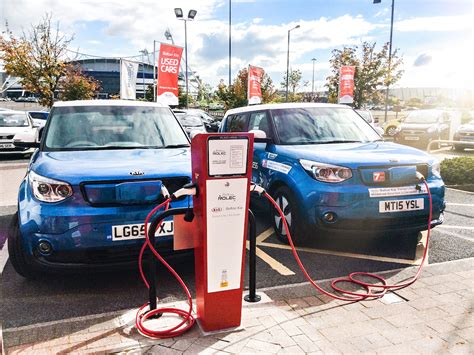 Kia Dealerships In Md by Kia Deal Sees Rolec Provide 1 000 Ev Chargepoints
