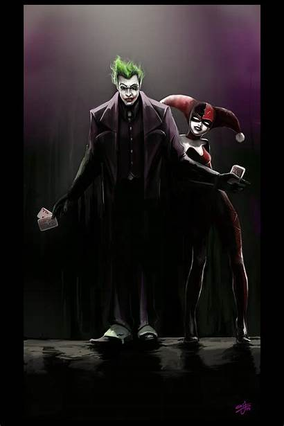 Joker Quinn Harley Comic Wallpapers Quin Quotes