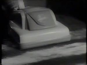 Vintage 1960s Hoover Junior Vacuum Cleaner Tv Commercial