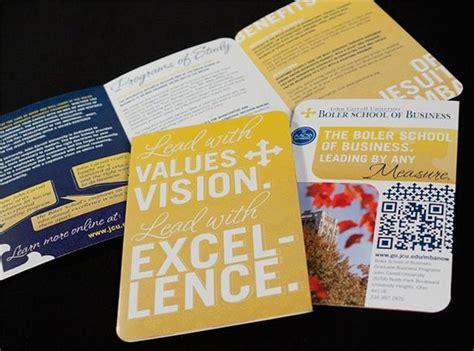College Brochure Design Ideas 15 College Brochures Printaholic Brandon