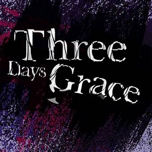 Three Days Grace front cover | Album cover redesign ...