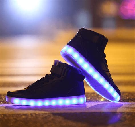free light up shoes buy led sneakers air force online popular led shoes air