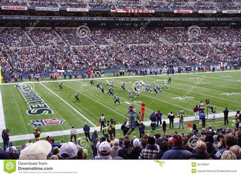 seattle seahawks game editorial photo image