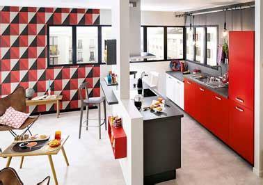 cuisine ouverte salon petit espace 10 cuisines ouvertes sur le salon à l 39 aménagement déco
