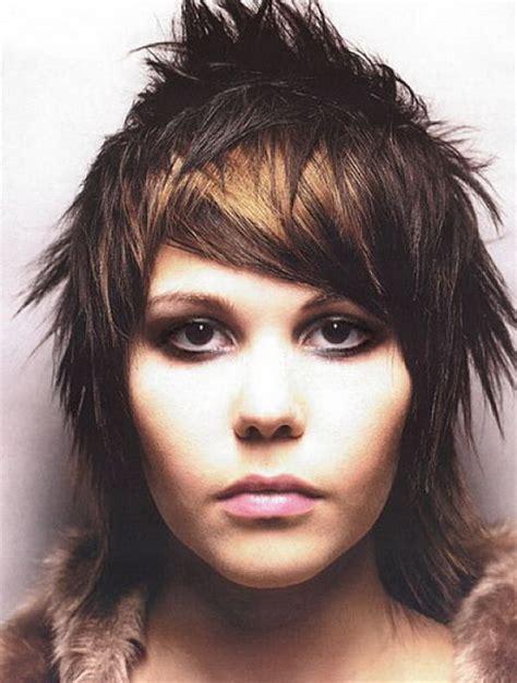 rocker hairstyles for short hair rocker hairstyles for women