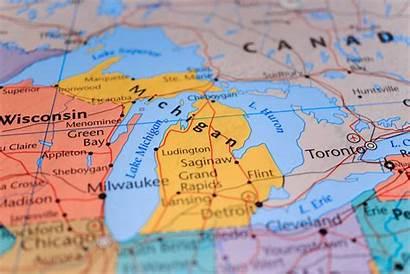 Michigan Map Maps State Republican Gov Republicans