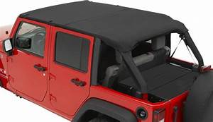 Bestop Full-length Header Bikini  Safari Version  For Jeep