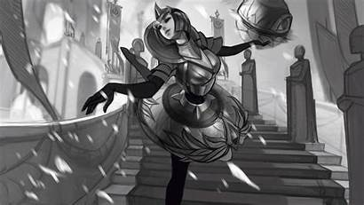 Orianna Artstation Oyhenart Jessica Victorious Character