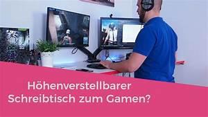 Höhenverstellbarer Schreibtisch Test : h henverstellbarer schreibtisch f r gaming nutzen test erfahrungen deutsch home ~ Orissabook.com Haus und Dekorationen