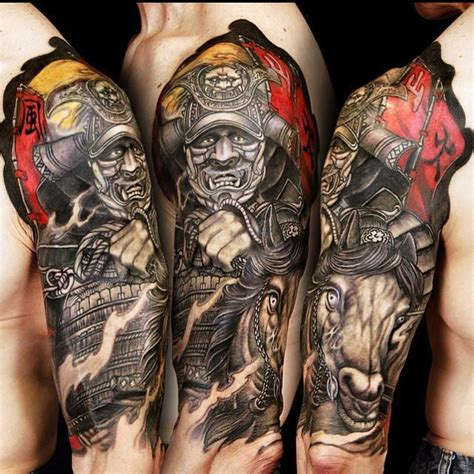 90+ Cool Half Sleeve Tattoo Designs & Meanings  Top Ideas
