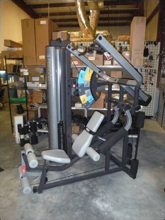 precor  multistation gym  commercial