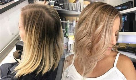 Medium Length Hairstyles At Monaco Salon In Tampa Easy Protective Styles For Short Relaxed Hair 2 Quick Ponytails Long How To Make Synthetic Braiding Curl Best Clothing Colors Brown Eyes Fair Skin Dry Wavy Extensions African American Natural Hairstyles Pretty Straight Simple