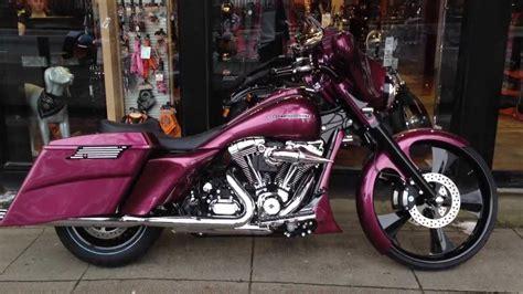 Harley-davidson Electra Glide Custom Bagger @ West Coast