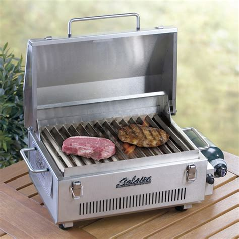 portable kitchen grill solaire portable infrared grill we want