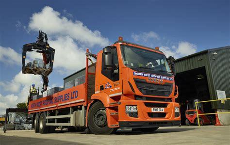 Iveco Stralis Hi-street Fleet Delivers For North West