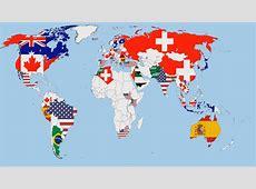 ¿A qué país te irías a vivir?[post serio] Info Taringa!